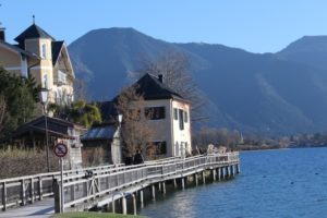 Tegernsee Spaziergang