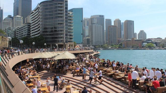 Sydney Circular Quay - Bar
