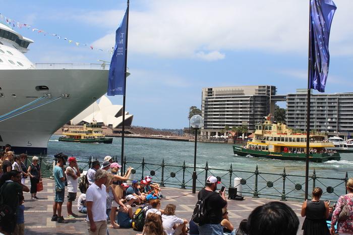 Sydney Circular Quay – Fähren