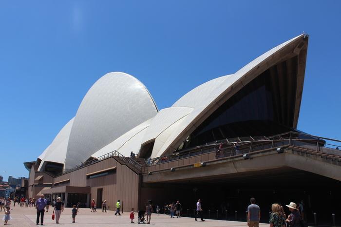 Sydney Circular Quay – Opernhaus