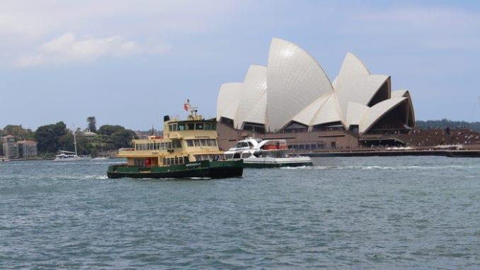 Australienreise 2016 – Gemütlicher Tag am Circular Quay