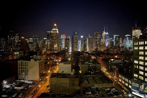New York aus verschiedenen Perspektiven beobachten