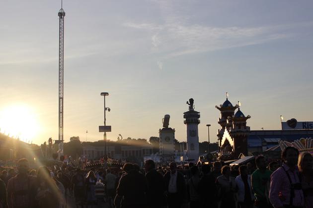 Oktoberfest in München – ein Einblick in eine faszinierende Welt