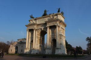 Arco della Pace