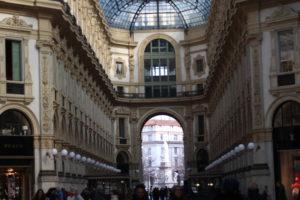 Galleria Vittorio Emanuele Passage