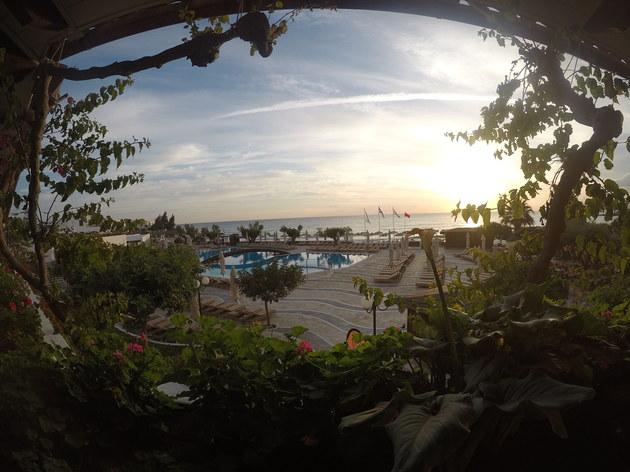 Resort auf Kreta