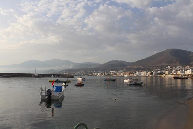 Heraklion in Griechenland