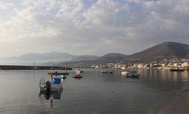 Herklion in Griechenland
