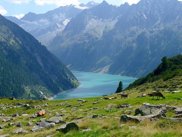 Die 5 schönsten Campingorte weltweit