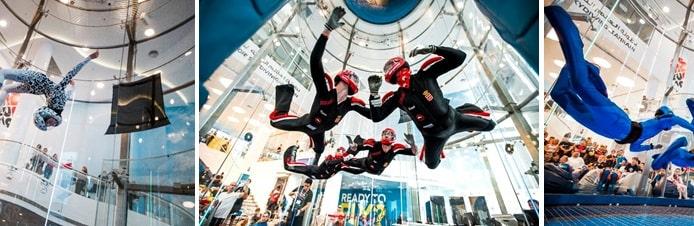 3. FAI Weltcup Indoor Skydiving 2018 in Bahrain – Eindrücke