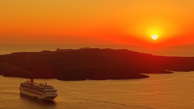 Weltreise mit dem Kreuzfahrtschiff