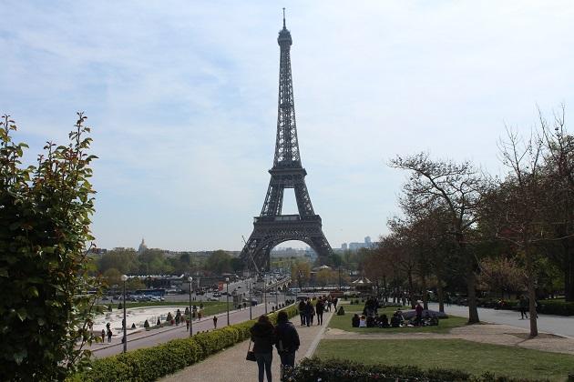 Eiffelturm von Paris