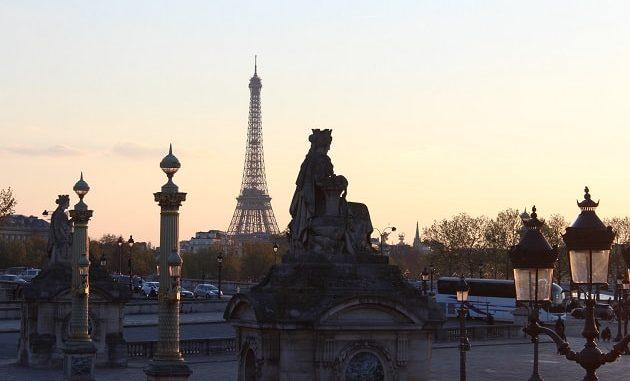 Sehenswürdikgeiten in Paris