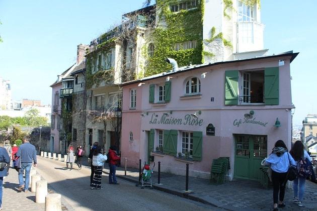 Cafes in Paris