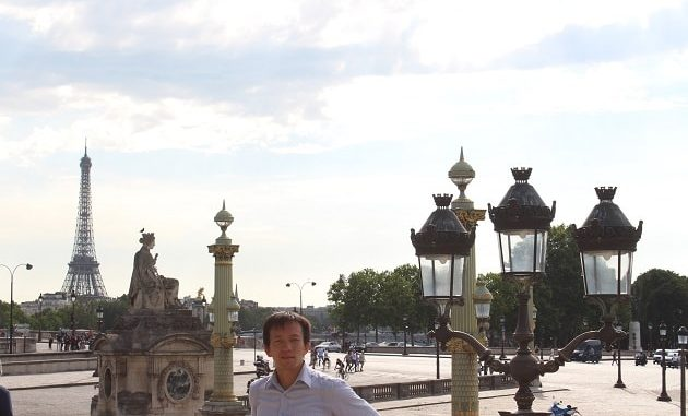 Sommer in Paris
