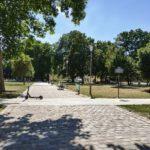 Sportanlagen Bercy im Park