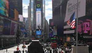 Times Square am Tag
