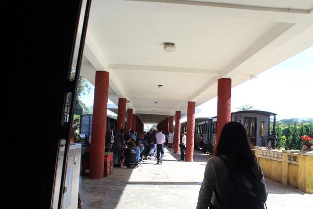 Train Station Da lat