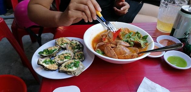 Muscheln & Austern aus Vietnam