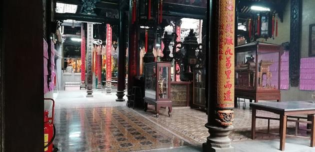 Thien Hau Tempel innen