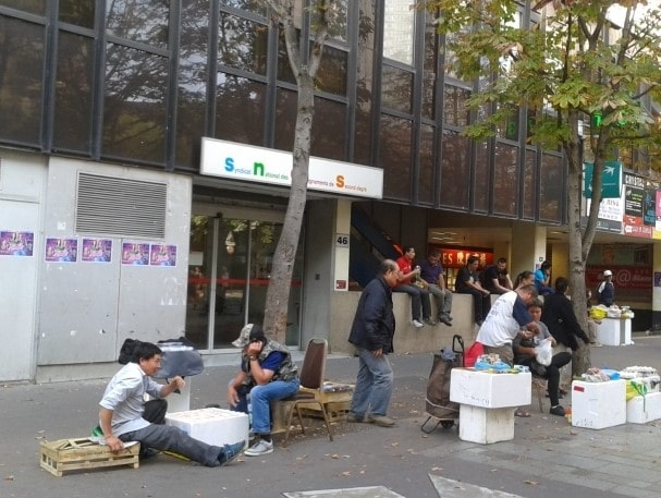 China Town Paris