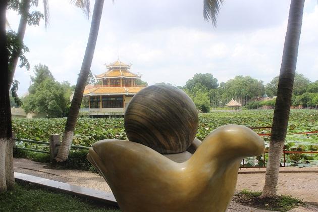 Freizeitpark in Ho Chi Minh City