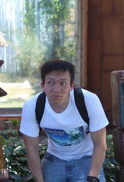 Khoa Nguyen von Welt sehen