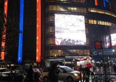 Stadium Madison Square Garden New York