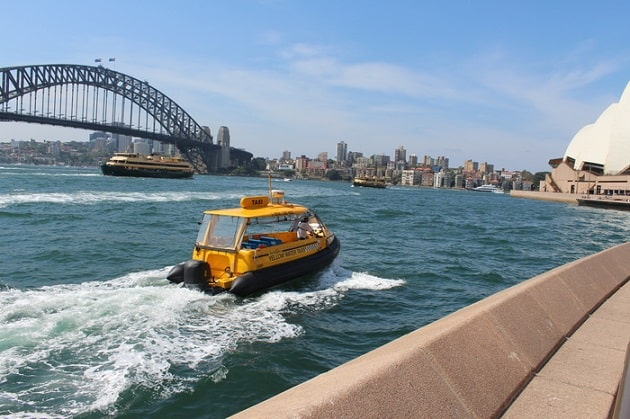 Sydney Circular Quay