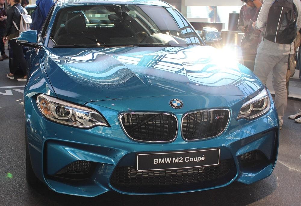 BMW Welt drinnen