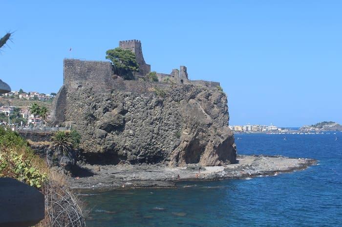 Castello Normanno in Aci Castello