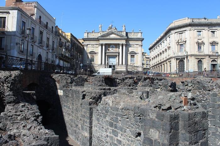 Catania Amphitheater