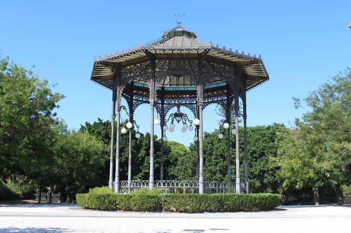 Pavillon Giardino Bellini