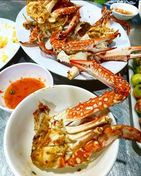 Krabben Spezialitaet