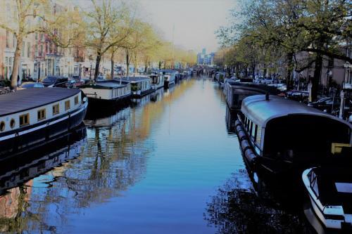 Hausboote Amsterdam