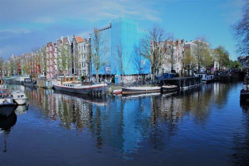 malerisches Bild aus Amsterdam